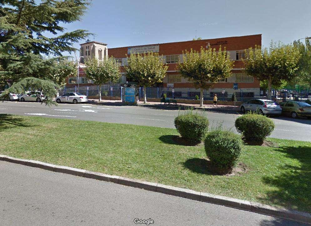 Centro Salud Gamonal Antigua