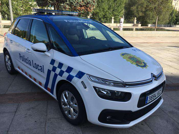 Policía Local de Burgos