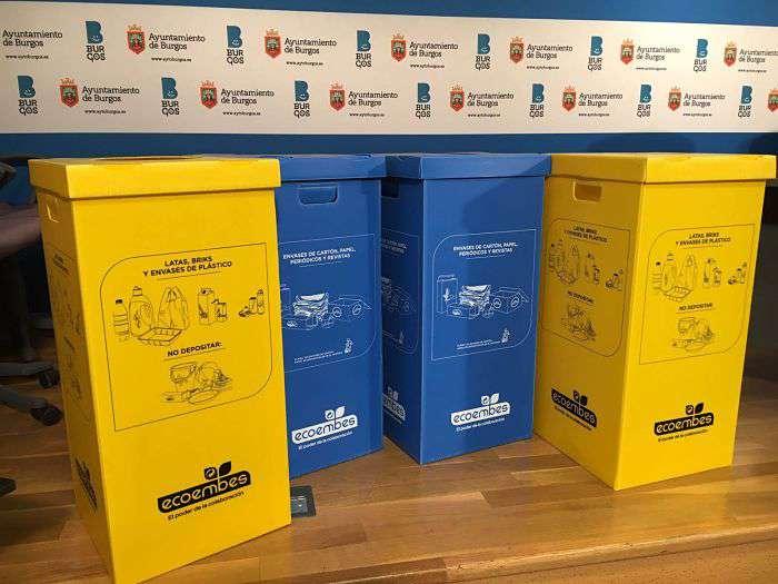 Contenedores_Día Mundial Reciclaje_Ayuntamiento Burgos_opt