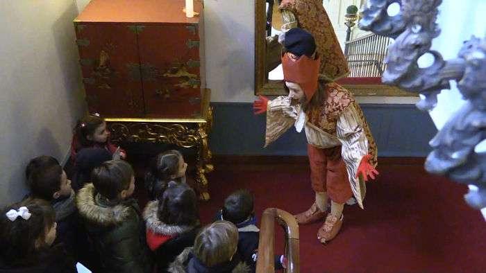 Emisarios Reales, niños, Reyes Magos_opt