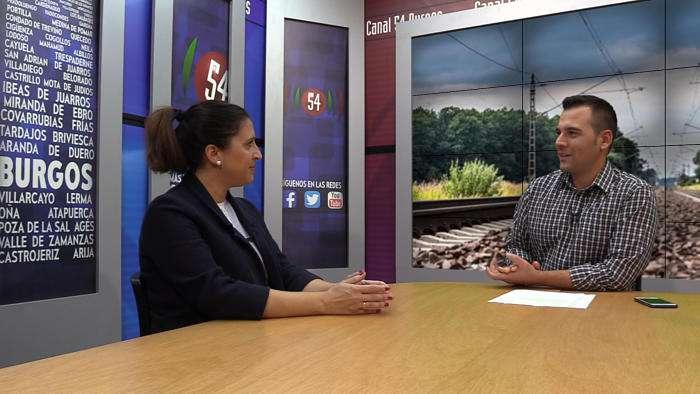 Entrevista Escritorio Local Esther Peña (Octubre 2018)