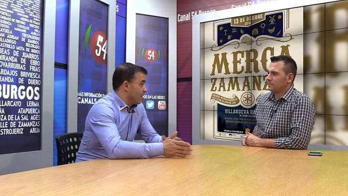 Entrevista Escritorio Local Mercazamanzas (Octubre 2018)