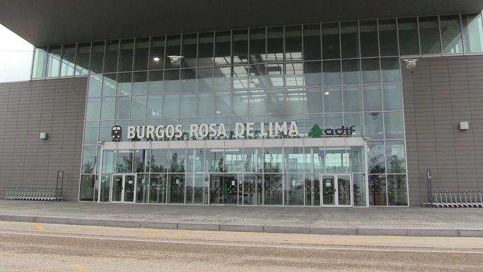 Estacion Rosa de Lima Trenes (Julio 2019)