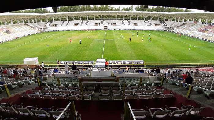 Estadio Municipal Plantio (Julio 2019)
