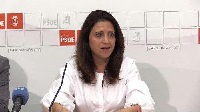 Esther Peña Ruben Tudanca PSOE (Septiembre 2018)