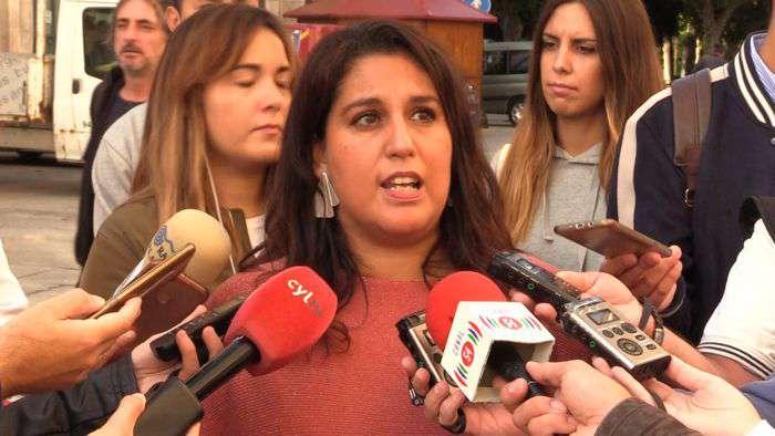Estrella Paredes Concejal Sanidad (Septiembre 2019)