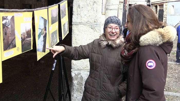 Exposición Catedral de Burgos María Ángeles Sáiz