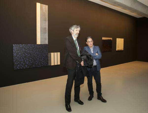 Exposición Antonio Sanz de la Fuente Feb 2017