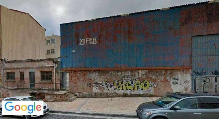 Fábrica Mifer en Burgos