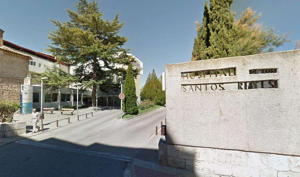 Hospital Santos Reyes Aranda de Duero
