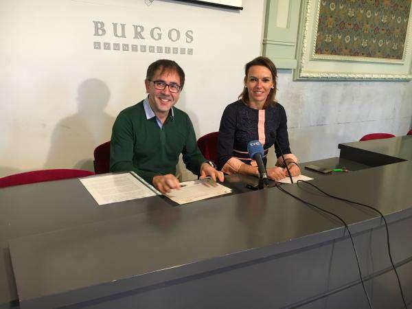 Jesús Aguirre y Lorena de la Fuente 12 Enero de 2017