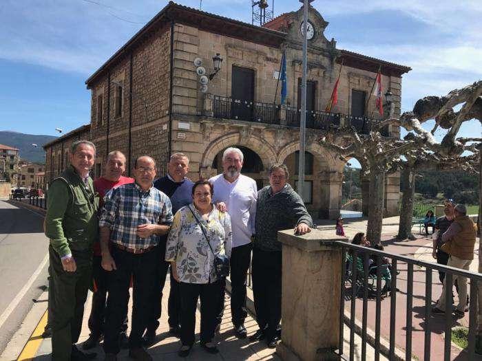 Reunión de Ciudadanos en Quintanar