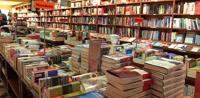 Librerías Libros Burgos