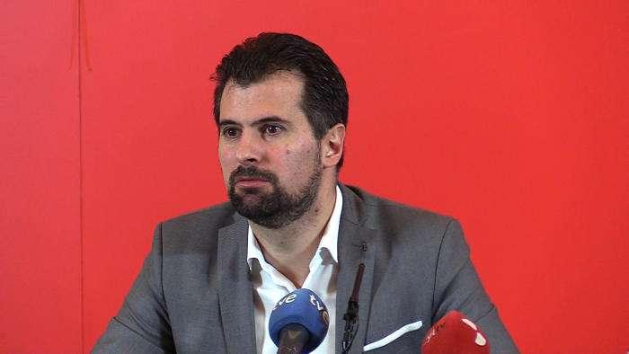 Luis Tudanca PSOE (Enero 2019)