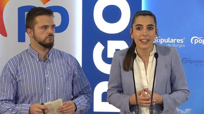 Nuevas Generaciones PP Elecciones 26-M Andrea Ballesteros Hector Miguel Martín (Mayo 2019)_opt