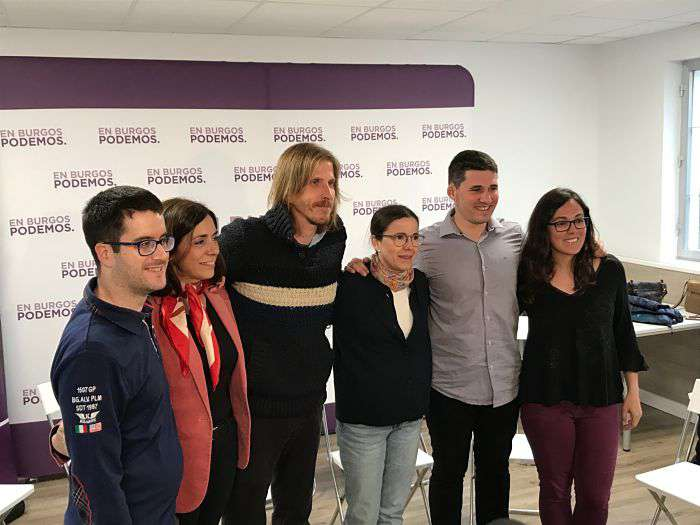 Pablo Fernández_Lola Martín Albo_Raul Salinero_Blanca Guinea_Podemos_opt