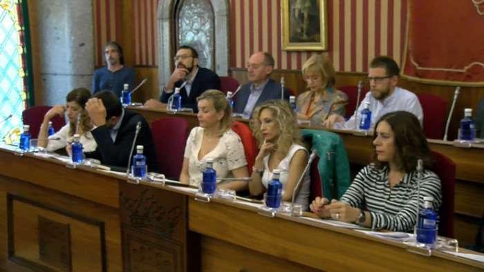 Pleno Ayuntamiento de Burgos Septiembre 2019