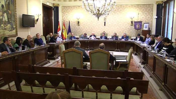 Pleno Diputacion Provincial Presupuestos (Diciembre 2018)