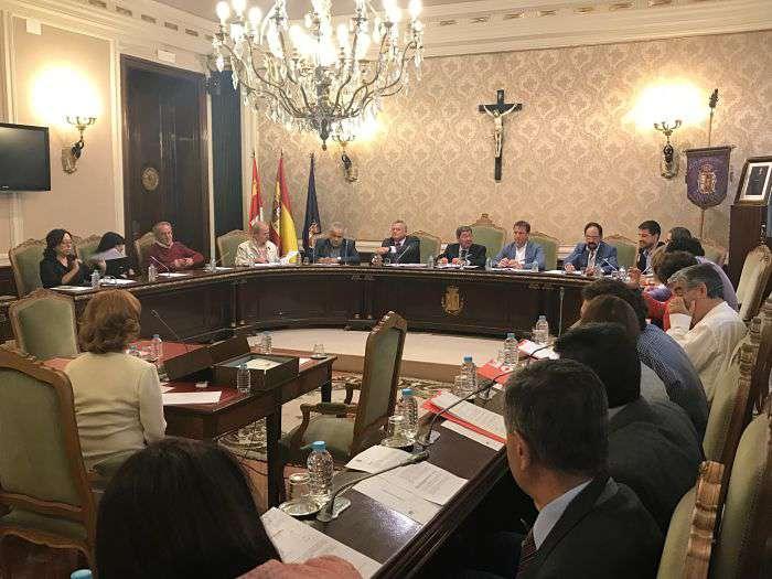 Pleno de la Diputación de Burgos_Septiembre_opt