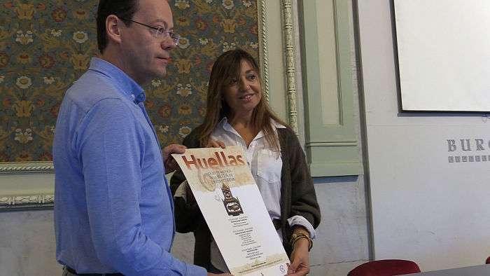 PresentaciónCiclo de Musica Huellas de Santa Teresa, Carolina Blasco, Diego Crespo (Octubre 2018)