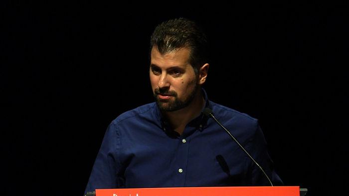 Presentacion Listas Elecciones Municipales PSOE Daniel de la Rosa Luis Tudanca (Marzo 2019)