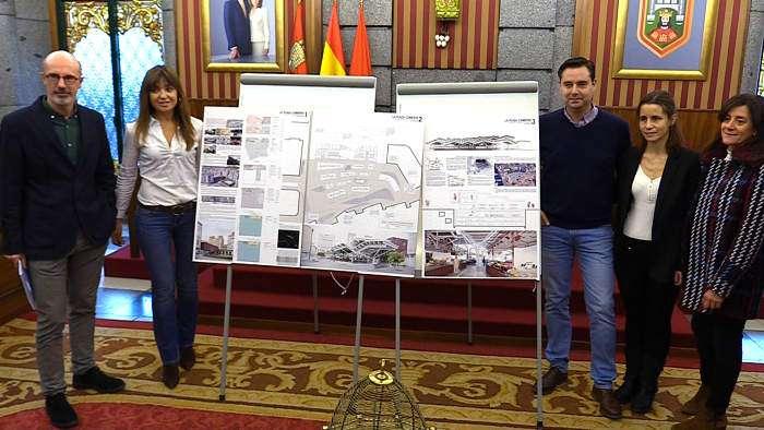 Presentación Proyecto Mercado Norte (Diciembre 2018)