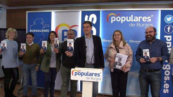 Presentacion Programa Electoral PP Elecciones Autonomicas Angel Ibañez (Mayo 2019)