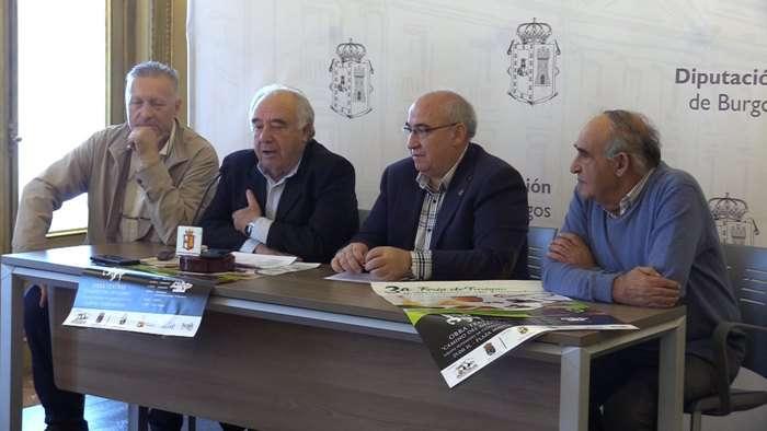 Presentacion Tercera Feria Turismo Productos de Cantabria Castrillo del Val (Septiembre 2019)