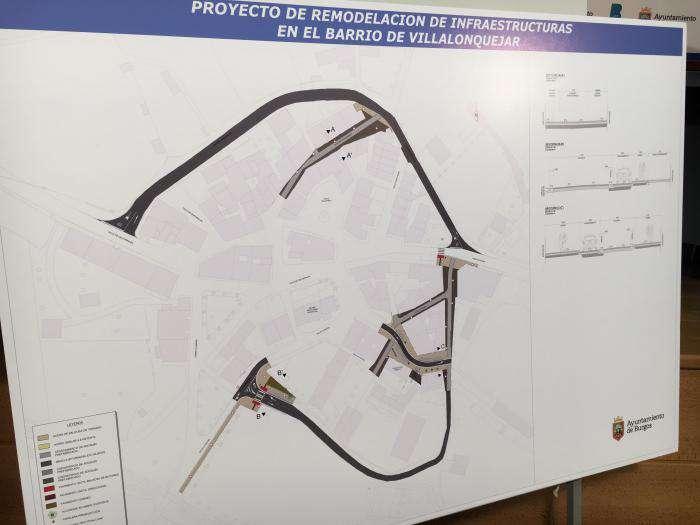 Proyecto remodelación Villalonquéjar