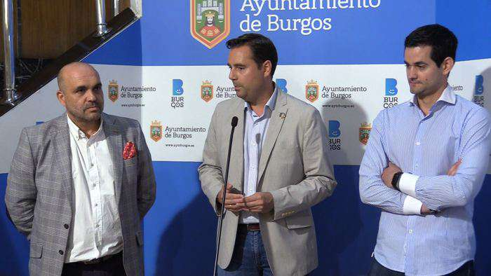 Reunion Alcalde Daniel de la Rosa Federacion Hosteleria (Agosto 2019)