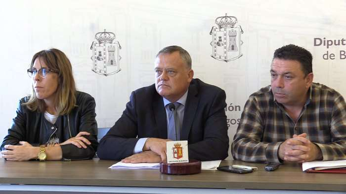 Reunion Lorenzo Rodriguez Sindicatos UGT RPT Pablo Fraile (Septiembre 2019)