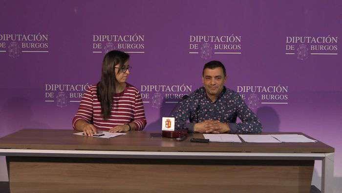 Sara Hojas Juan Jose Asensio Diputacion (Mayo 2019)