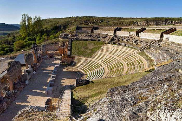 Teatro Romano de Clunia_opt