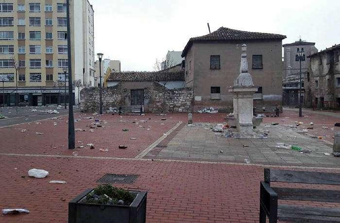Trasladados Hospital Universitario de Burgos