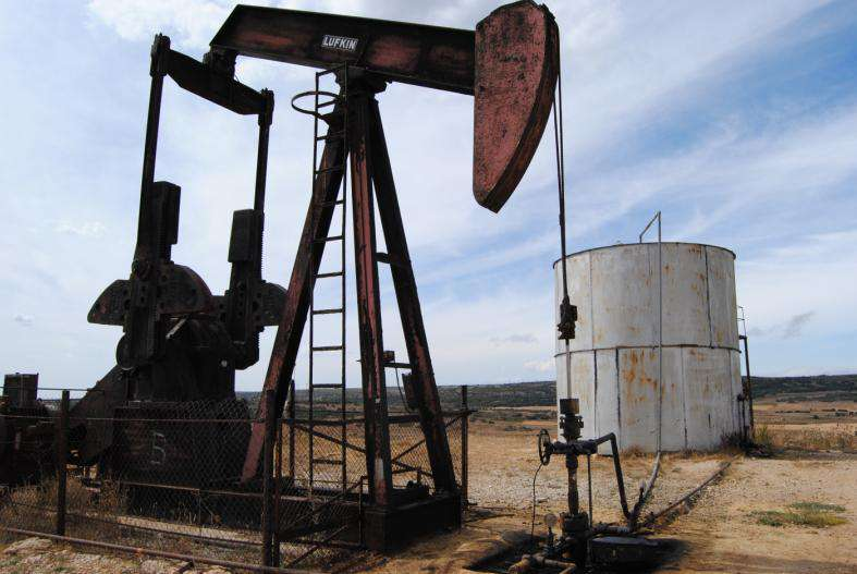 Yacimiento petróleo Las Loras