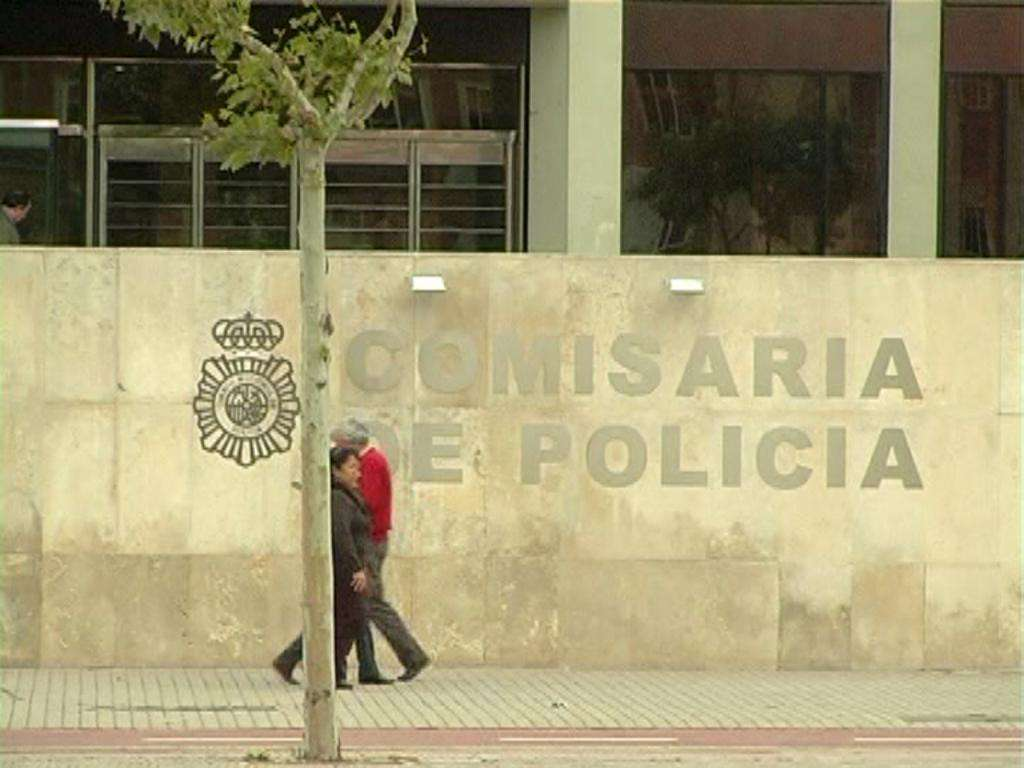 comisaría policía