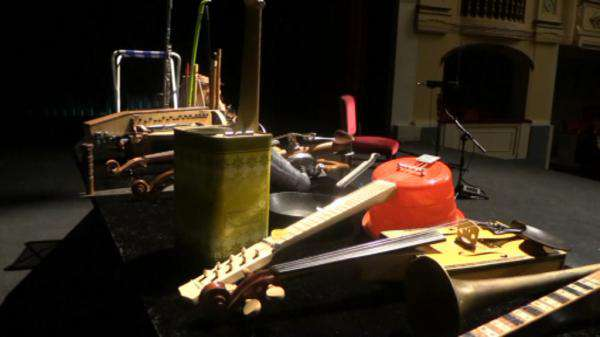 instrumentos insólitos