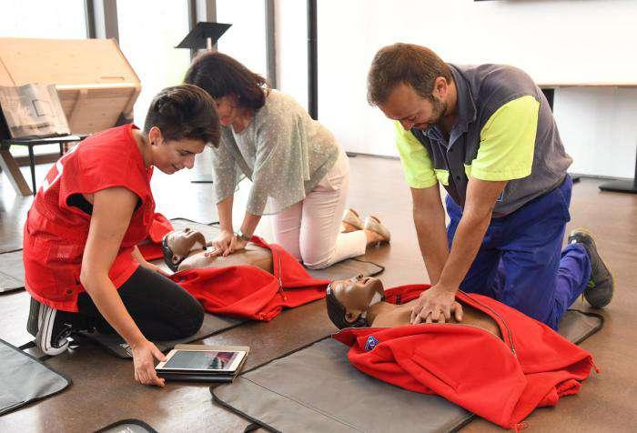 Campaña RCP Cruz Roja