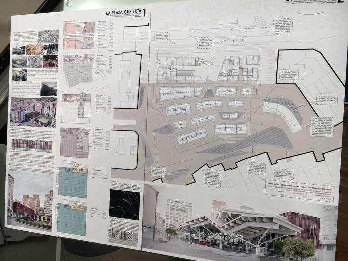 Proyecto del nuevo Mercado Norte