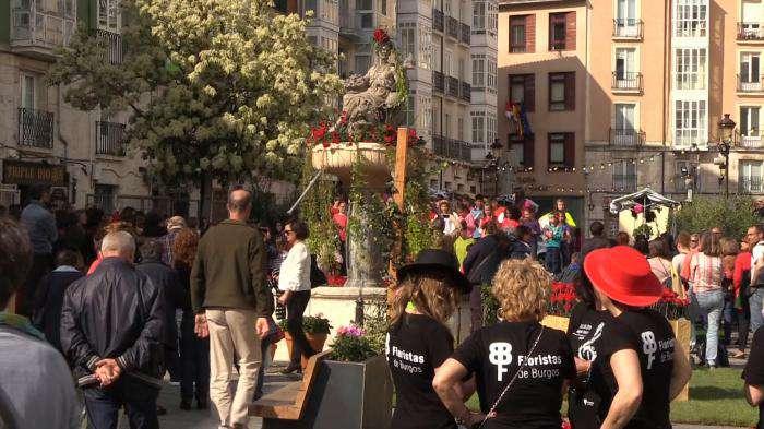 Fiesta de las Flores de Burgos