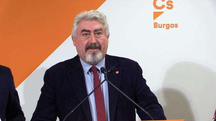 José Ignacio Delgado, procurador de Cs