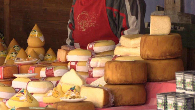 quesos,productos,mercadillo